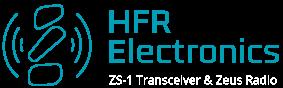 HFR Electronics Logo